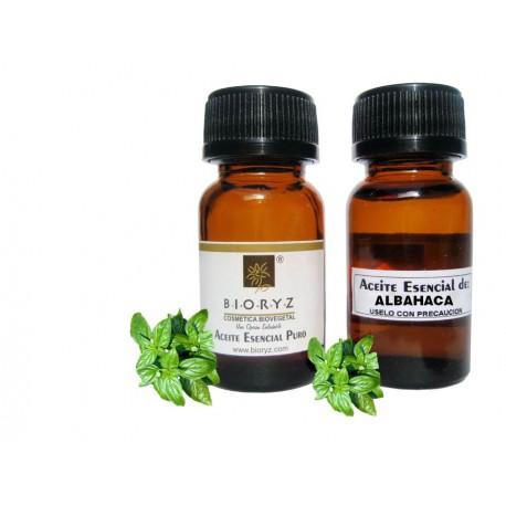 ALBAHACA Aceite Esencial - 4