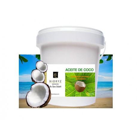 Aceite de Coco – Vegetal y Orgánico