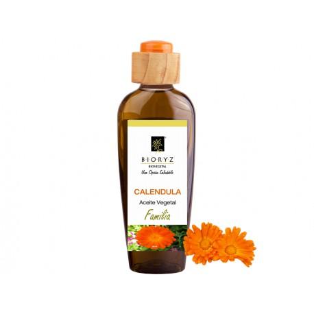 CALENDULA - FAMILIA ACEITE  Vegetal x 240 ml