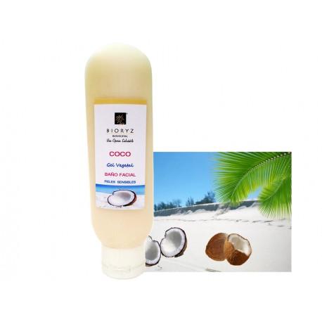 COCO Gel Vegetal - Baño Facial x 110 g